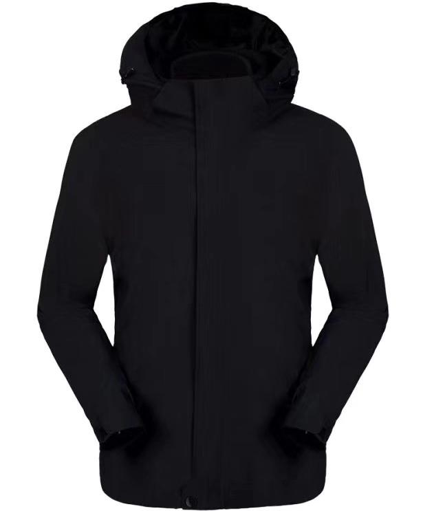 纯色冲锋衣3087